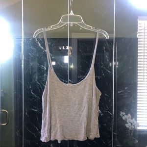 GREY BRANDY BASIC TANK
